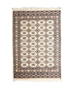 QURAMA Alfombra Kashmir Beige/Multicolor 142 x 96 cm