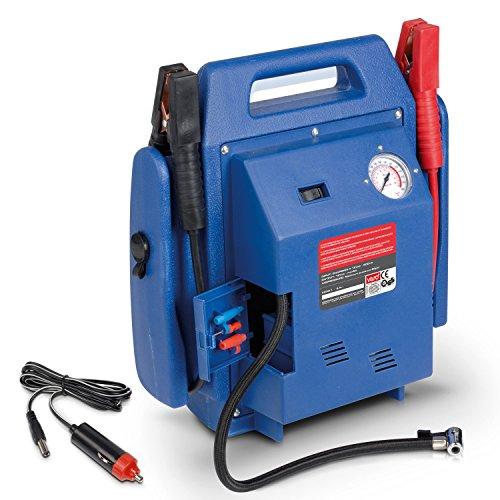 power pack starthilfe power pack mobile kompressor 17ah. Black Bedroom Furniture Sets. Home Design Ideas