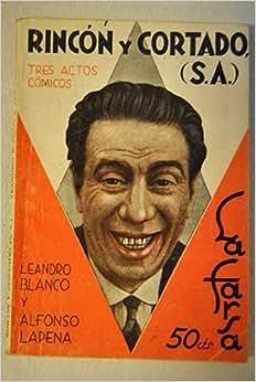 cuadro en prosa. La Farsa, año VI - Núm. 262: Leandro Blanco: Amazon