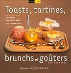 Toasts, tartines, brunchs et go�ters