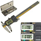 iGaging ABSOLUTE ORIGIN 0-6 Digital Electronic Caliper - IP54 Protection / Extreme Accuracy