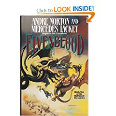ElvenBlood: an Epic High Fantasy Book Two of the Halfblood Chronicles by Andre &amp; Mercedes Lackey NORTON