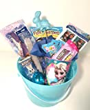 An 'Eggs-tra Special' Easter Candy Basket for the Disney Frozen Lover