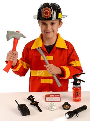Kangaroo's Role Play Firefighter Costume & Fireman Toys ...