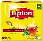 Lipton Black Tea Bags, 100 ct