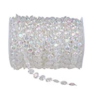 Generic 99 ft Clear Crystal Like Bead…