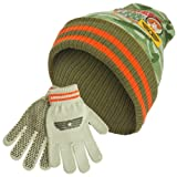Old Glory Boys Toy Story - Soldiers Kids Knit Hat And Gloves Set