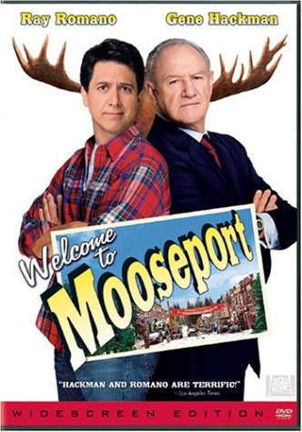 Cover art for  Welcome To Mooseport (Widescreen Edition)