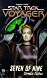 Seven of Nine (Star Trek: Voyager) (0671024914) by Christie Golden