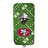 NFL Clink-N-Drink Magnetic Bottle Opener - San Francisco 49ers