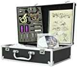 Complete Tattoo Kit 6 Guns Tattoo Machine with Liner Shader Gun Power Supply Ink more T06