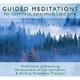 Guided Meditations: For Calmness, Awareness, and Love ~ Bodhipaksa