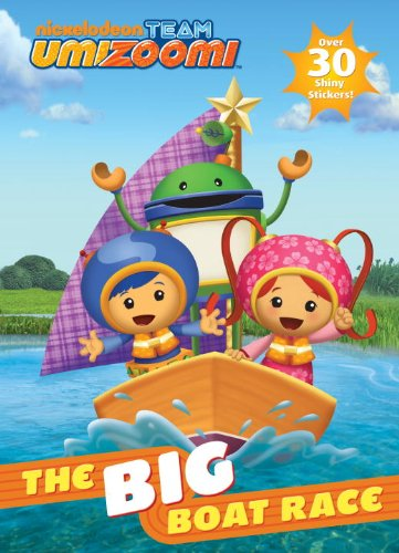 Team Umizoomi: The Big Boat Race!