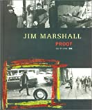 JIM MARSHALL 「PROOF」 ジム・マーシャル「密着」 (Chronicle books)