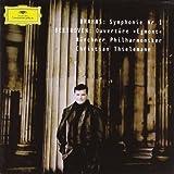 Brahms : Symphonie N°1 ; Beethoven : Ouverture Egmont