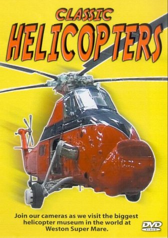 Classic Helicopters On Show [DVD]