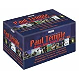 Paul Temple, Classic Radio Serials 1954-1968: WITH The Conrad Case AND The Gilbert Case AND The Spencer Affair AND The Alex Affair AND The Geneva ... AND The Vandyke Mystery (Radio Collection)by Francis Durbridge