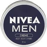 Nivea Men taza de crema, 30 ml, 5-pack (5 x 30 ml)