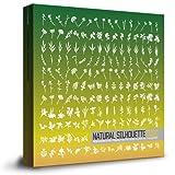 商用OK!ナチュラルシルエット(320種類以上の植物のシルエットイラスト素材集)