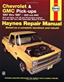 Chevrolet & GMC Pickup