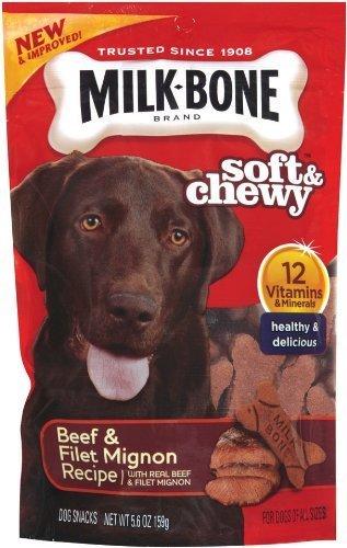 milk-bone-soft-chewy-beef-filet-mignon-recipe-dog-snacks-56-ounce-pack-of-5-by-milk-bone