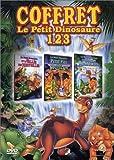 echange, troc Le Petit Dinosaure - Vol.1, 2 et 3 : La Vallée des merveilles / La Source miraculeuse / Petit-Pied et son nouvel ami - Coffret
