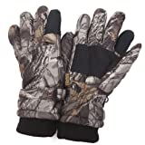 Mens Heavyweight Trigger Finger Shooting Thermal Gloves