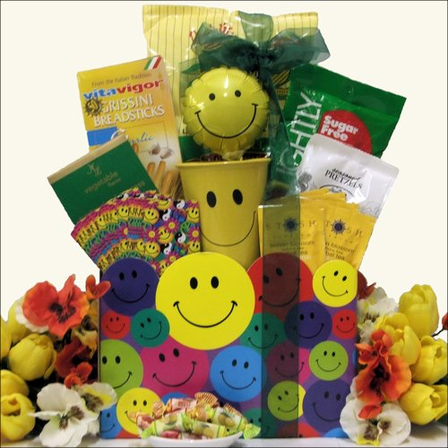 Sugar Free Smiles: Get Well Gift Basket