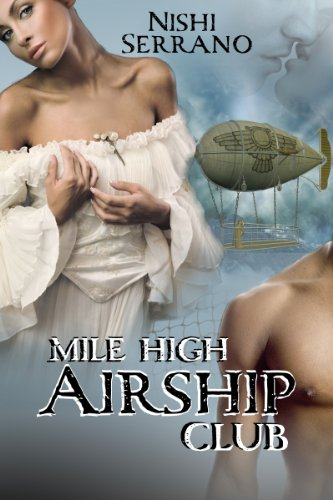 Post Thumbnail of Review: Mile High Airship Club by Nishi Serrano