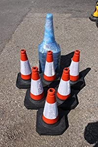 Standard Traffic Cone (PACK OF 6)