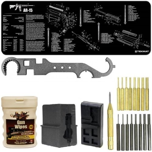 Cheap Ultimate Arms Gear Gunsmith & Armorer's Deluxe AR15 AR-15 M4 M16 .223 5.56 Rifle Bench Too...