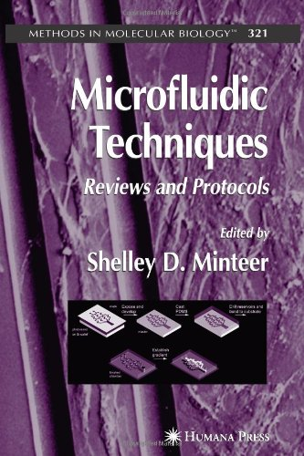 Microfluidic Techniques: Reviews And Protocols (Methods In Molecular Biology)