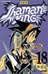 Shaman King, tome 18 : La r�surrection du masque par Takei
