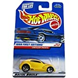 Hot Wheels 1999 First Editions Chrysler Pronto Collector #928 1:64 Scale