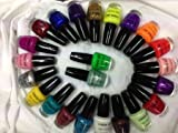 London Girl Nail Polish Box of 24 x 18ml by London Girl NailPolish for £15.86 / 0.65p Per Nailpolish / Nail Art ,Cosmetics,Makeup, Glitters,Red,Pink,Blue,Green,Black,White for Birthday,Party, Marriage Party,Christmas Gift