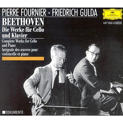 Beethoven: Complete Works for Cello and Piano (Sonatas) (Friedrich Gulda Beethoven Sonata compare prices)