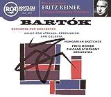Bartok : Concerto pour orchestre - Musique pour cordes, percussion et c�lesta