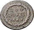 LICINIUS II Junior 317AD RARE Authentic Rome Ancient Roman Coin i47253