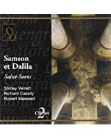Saint-Saëns : Samson et Dalila. Verrett, Cassily, Massard