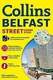 Belfast Streetfinder Colour Atlas (Collins Travel Guides)