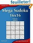 Mega Sudoku 16x16 - Extreme - Volume...