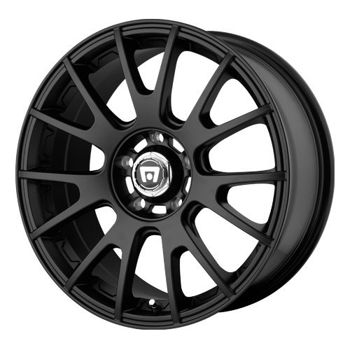 Motegi Racing MR118 Matte Black Wheel (17x8