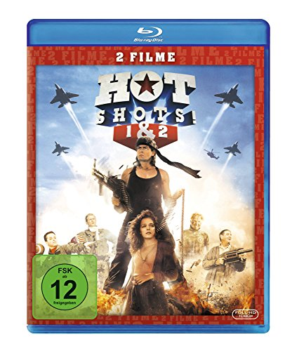 Hot Shots 1+2 [Blu-ray]
