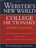 Webster's New World College Dictionary, 4th Edition (Thumb-Indexed and includes CD-ROM Dictionary and Thesaurus)