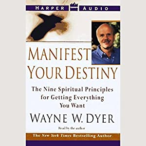 Manifest Your Destiny Hörbuch