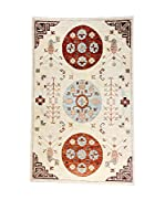 Eden Carpets Alfombra Kotan Beige/Multicolor 316 x 198 cm