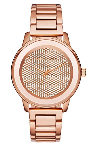 marques-horloge-kinley-gold-tone-classic-strass-acier-inoxydable-6210