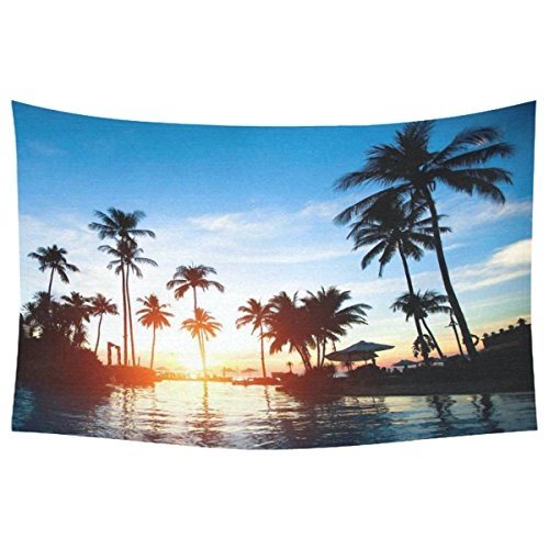 51DXsaH4l3L The Best Beach Themed Tapestries You Can Buy