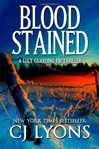 Image of Blood Stained: A Lucy Guardino FBI Thriller