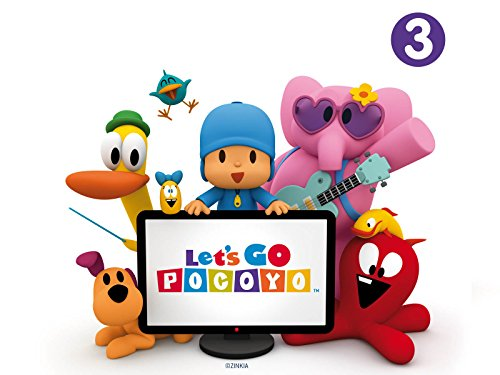 Pocoyo on Amazon Prime Video UK